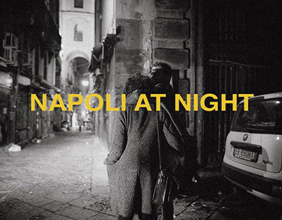NAPOLI AT NIGHT