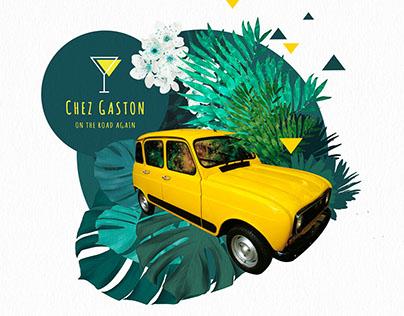 Gaston Graphic Design