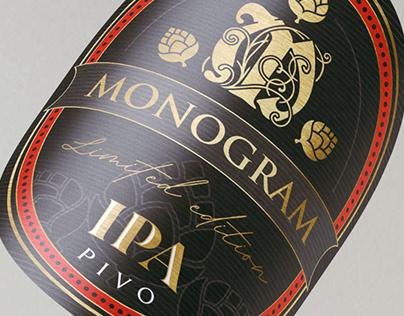 Monogram IPA Beer
