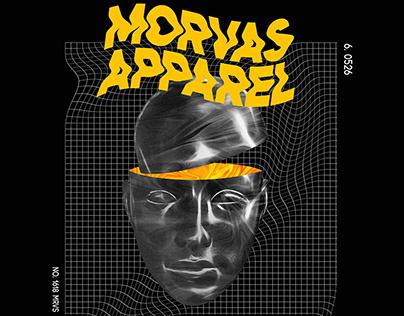 MODERN T-SHIRT DESIGN | MORVAS APPAREL