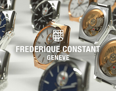 Frederique Constant | Highlife | Launch Campaign
