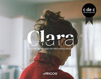 Clara // ARCOS