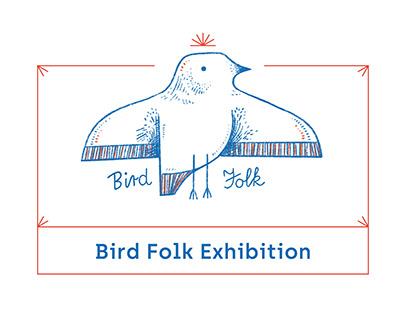 Bird Folk Exhibition