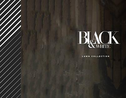 TARZZ BLACK & WHITE COLLECTION'20