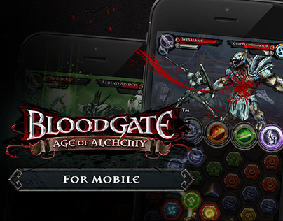 Blood Gate Mobile Game