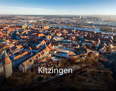 Luftbilder von Kitzingen