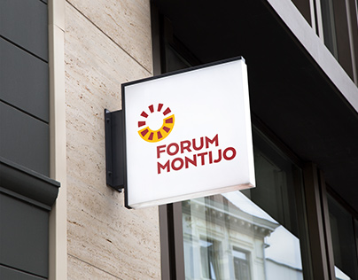 Forum Montijo - Logo Rebranding