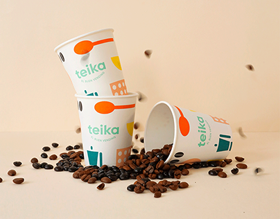 Teika | Identidad Visual