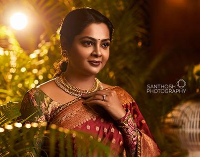 Portrait shoot with Swarnamuki Karthik