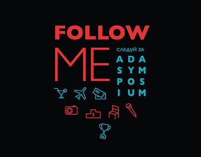 ADA-SYMPOSIUM rebranding