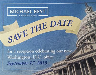 Michael Best  - New Washington, D.C. Office Promo