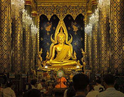 Wat Phra Sri Rattana Mahathat Vora Maha Vihar