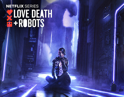 Sonnie's Edge - Love, Death & Robots