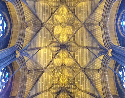 Liverpool Cathedral - close up