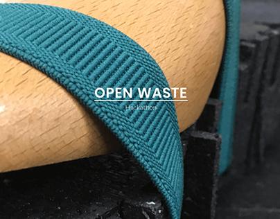 Open Waste - Hackathon