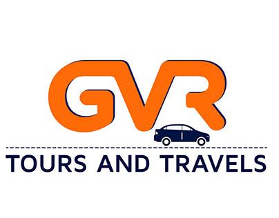 GVR Logo Design