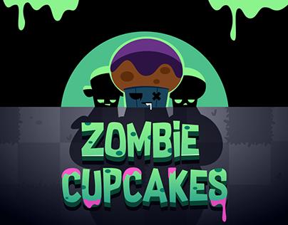 "Mobile game design ""Zombie Cupcakes"""
