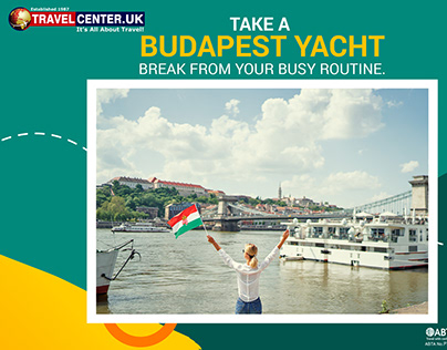 Take a Budapest Yacht Break from your busy routine.