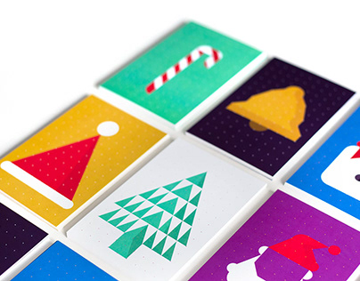 Baht. Yeni Yıl Kartpostalları 2020