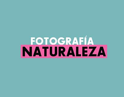 Fotografía naturaleza