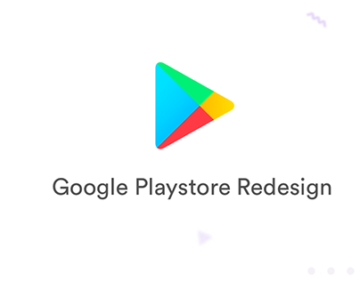 Google Playstore Redesign Concept