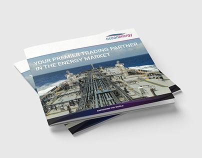 Ocean Energy Brochure & Website Design