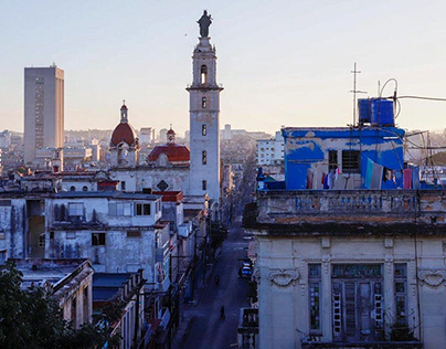 SERENE ESCAPE SERIES - Havana, Cuba - December 2019