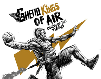 Ghetto Kings of air