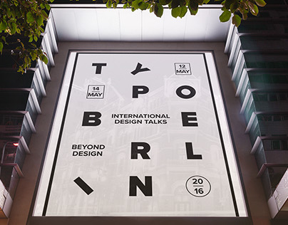 Graphic Design | Typographical Festival