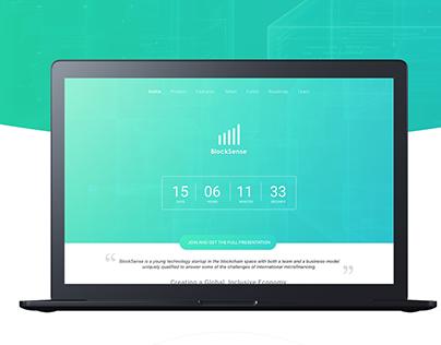 Website BlockSense