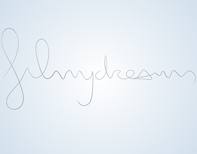 Logo animation of Filmydreams