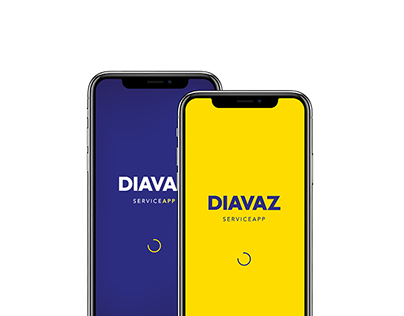 Diavaz | App and IconSet