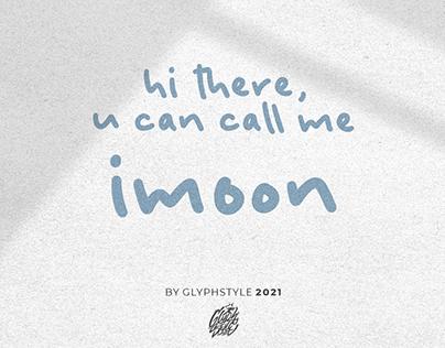imoon handwritten