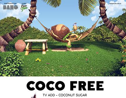 COCO FREE TV COMERCIAL