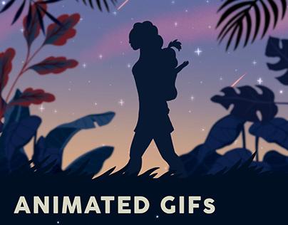 Loop Animation GIFs