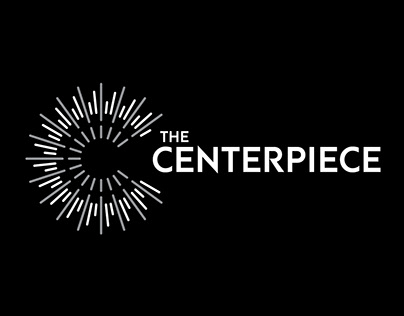 The Centerpiece Logo Revamp + Outdoor Signage