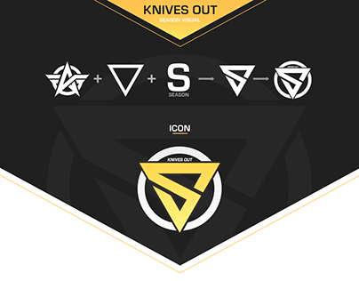 《Knives Out》Season interface design