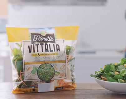 Florette Vittalia - Spot