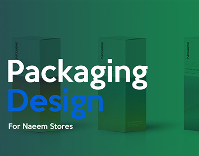 Packaging Design For Naeem Stores