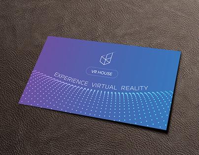 Graphic Design VR Presentation
