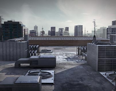 City Rooftop