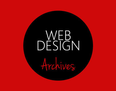 Website Design - Archives