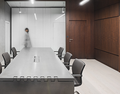 Fagus showroom and offices