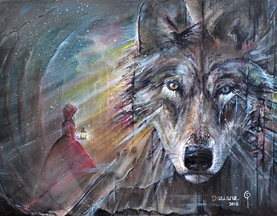 Le loup / the wolf