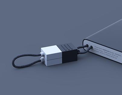 TASSEL / External Battery, product design