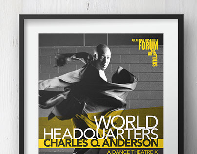 Charles O. Anderson's World Headquarters (Poster)