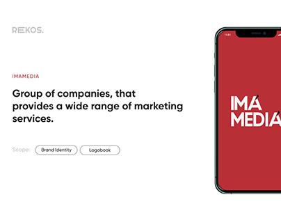 IMA Media branding