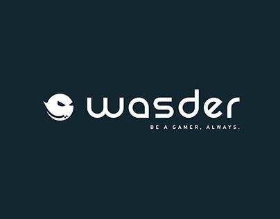 Wasder - Logo & Branding Design