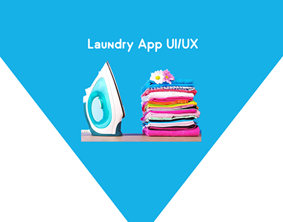 Laundry App UI/UX