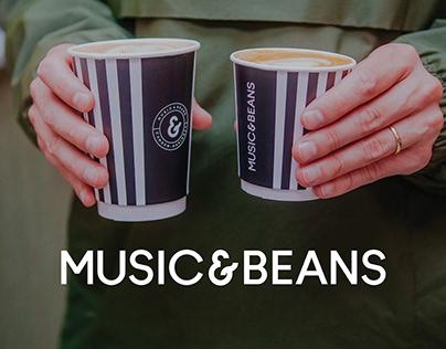 Music & Beans Branding